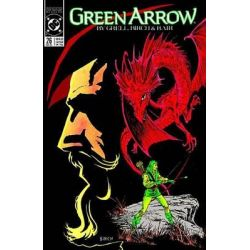 Green Arrow, Blood of the Dragon Vol 4 by Dan Jurgens, 9781401258221.