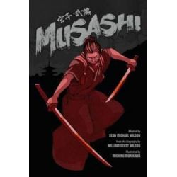 Musashi, A Graphic Novel by Sean Michael Wilson, 9781611801354.