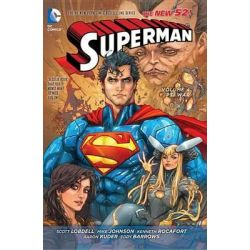 Superman, Psiwar : Volume 4 by Kenneth Rocafort, 9781401250942.