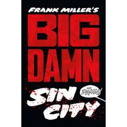 Big Damn Sin City, Sin City by Frank Miller, 9781616552374.