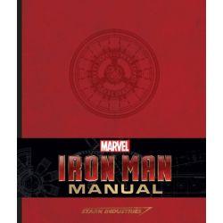 Iron Man Manual, Iron Man by Daniel Wallace, 9781608872756.