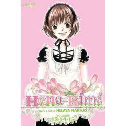 Hana-Kimi, Volume 5, Hana-Kimi 3-In-1 by Hisaya Nakajo, 9781421554877.