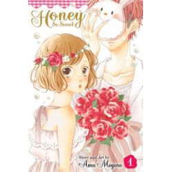 Honey So Sweet, Honey So Sweet by Amu Meguro, 9781421583259.