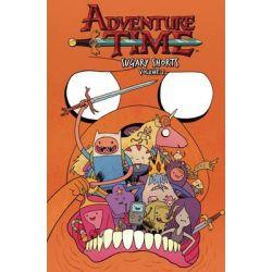 Adventure Time, Sugary Shorts: Vol. 2 by Roger Langridge, 9781782763765.