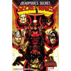 Deadpool's Secret Secret Wars by Matteo Lolli, 9781846536953.