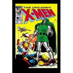 X-Men Epic Collection, The Gift by Chris Claremont, 9780785192176.