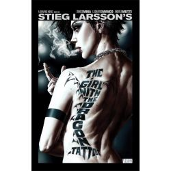 The Girl with the Dragon Tattoo by Andrea Mutti, 9781401242862.