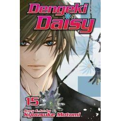 Dengeki Daisy, Vol. 15, Dengeki Daisy by Kyousuke Motomi, 9781421573434.