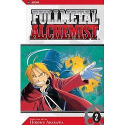 Fullmetal Alchemist, Book 2 by Hiromu Arakawa, 9781591169239.