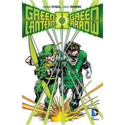 Absolute Green Lantern, Green Arrow by Neal Adams, 9781401257965.