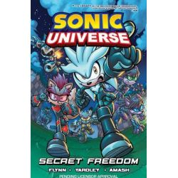 Sonic Universe 11, Secret Freedom by Sonic Scribes, 9781627389549.