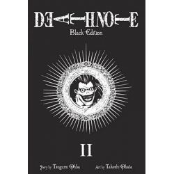 Death Note Black, Black Edition Book 2 by Tsugumi Ohba, 9781421539652.