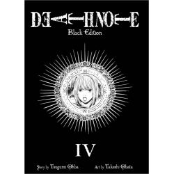 Death Note Black, Black Edition Book 4 by Tsugumi Ohba, 9781421539676.