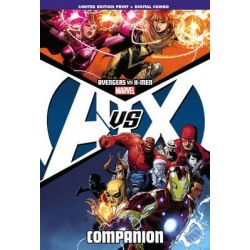 Avengers Vs. X-Men Companion, Avengers Vs X-Men by Jason Aaron, 9780785168515.