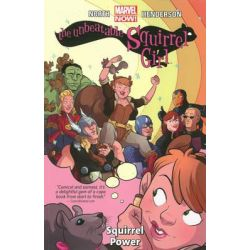 The Unbeatable Squirrel Girl, Squirrel Power Volume 1 by Ryan North, 9780785197027.