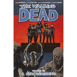 A New Beginning, The Walking Dead : Volume 22 by Charlie Adlard, 9781632150417.