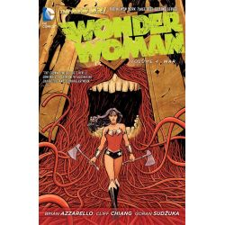 Wonder Woman Volume 4: War , The New 52! by Cliff Chiang, 9781401249540.