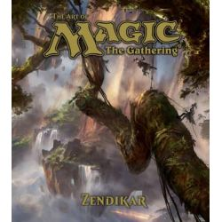 The Art of Magic: The Gathering, Zendikar by James Wyatt, 9781421582498.