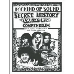 My Kind of Sound, The Secret History of Chicago Music by Steve Krakow, 9781940430614.