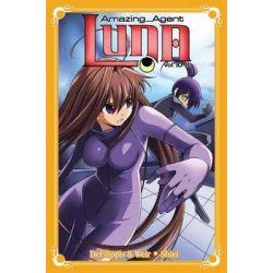 Amazing Agent Luna Omnibus, Vol. 5 by Nunzio DeFilippis, 9781626921344.