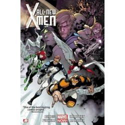 All-New X-Men Volume 3, Volume 3 by Brian Michael Bendis, 9780785198239.