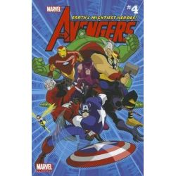 Marvel Universe Avengers Earth's Mightiest Comic, Reader 4 by Marvel, 9780785153757.