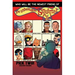 The Unbeatable Squirrel Girl, Squirrel You Know it's True : Volume 2 by Ryan North, 9780785197034.