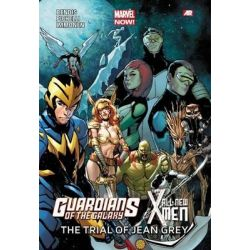 Guardians of the Galaxy, All-New X-Men : the Trial of Jean Grey (Marvel Now) by Brian Michael Bendis, 9780785166092.