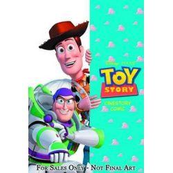 Disney Pixar Toy Story Cinestory Comic Retro Collection by Disney / Pixar Animators, 9781988032740.