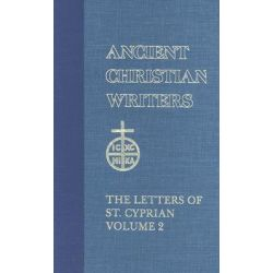 Letters of St Cyprian, v. 2 by St.Cyprian, 9780809103423.