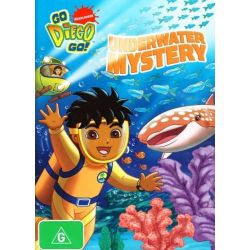 Go Diego Go! on DVD.