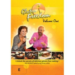 Gluten Freedom on DVD.