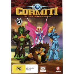 Gormiti on DVD.