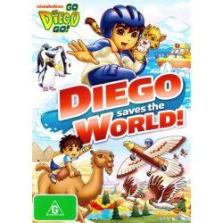 Go Diego Go! on DVD.