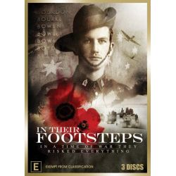 In Their Footsteps on DVD.