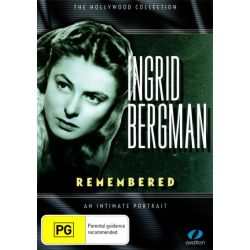 Ingrid Bergman on DVD.