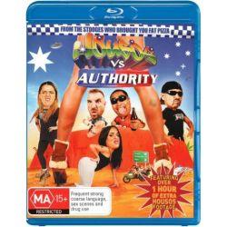 Housos vs Authority on DVD.