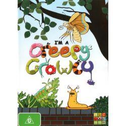 I'm a Creepy Crawly on DVD.