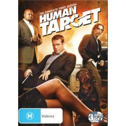 Human Target on DVD.