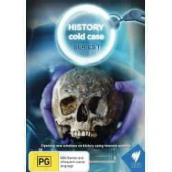 History Cold Case on DVD.