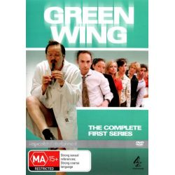 Green Wing on DVD.