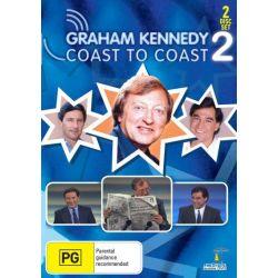 Graham Kennedy Coast To Coast 2 on DVD.