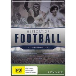History Of Football on DVD.