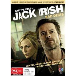 Jack Irish on DVD.