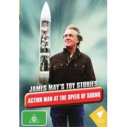 James May's Toy Stories on DVD.