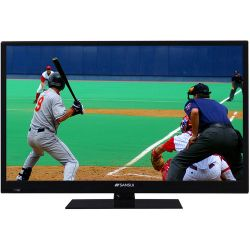 "Sansui Accu D-LED LCD Series 24""-Class HD LED TV SLEDVD241"