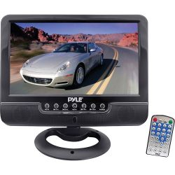 Pyle Home PLMN9SU 9'' Battery-Powered LCD Monitor PLMN9SU B&H