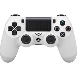 Sony DualShock 4 Wireless Controller (Glacier White) 3000393 B&H