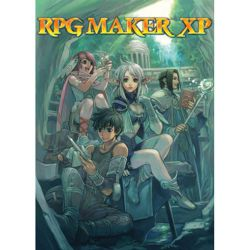 DEGICA  RPG Maker XP (Windows) RPGMXP-ESD B&H Photo Video