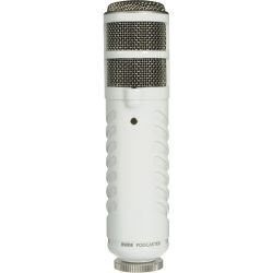 Rode Podcaster USB Broadcast Microphone PODCASTER B&H Photo